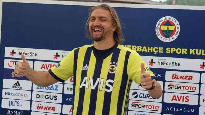 """Caner Erkin: """"Fenerbahçe dışında kimseyle konuşmadım"""""""