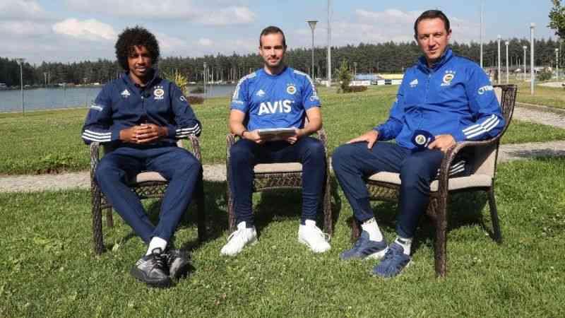 """Luiz Gustavo: """"Hocamız sürekli bizimle iletişim halinde"""""""