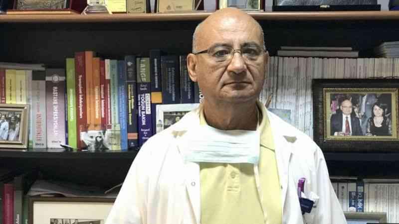 Prof. Dr. Ata Nevzat Yalçın'dan okula gidecek çocuklar için Kovid-19 tavsiyeleri