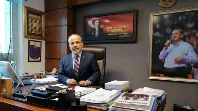 """AK Parti'li Yavuz'dan, CHP'li Yıldız'ı eleştirdi;""""Hadsizlikten öte bir şey değil"""""""