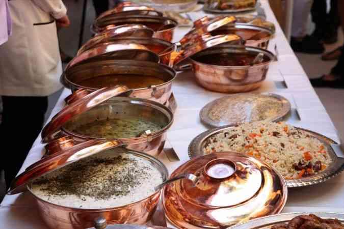Kahramanmaraş'ın yöresel lezzetleri tur rehberlerine tanıtıldı