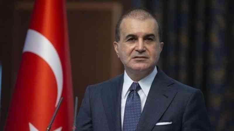 """AK Parti Sözcüsü Çelik'ten Tarrant açıklaması: """"Karar insanlık adına sevindiricidir"""""""