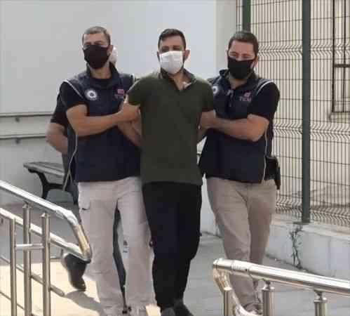 Adana'da yakalanan bombalı eylem hazırlığındaki PKK'lı terörist tutuklandı