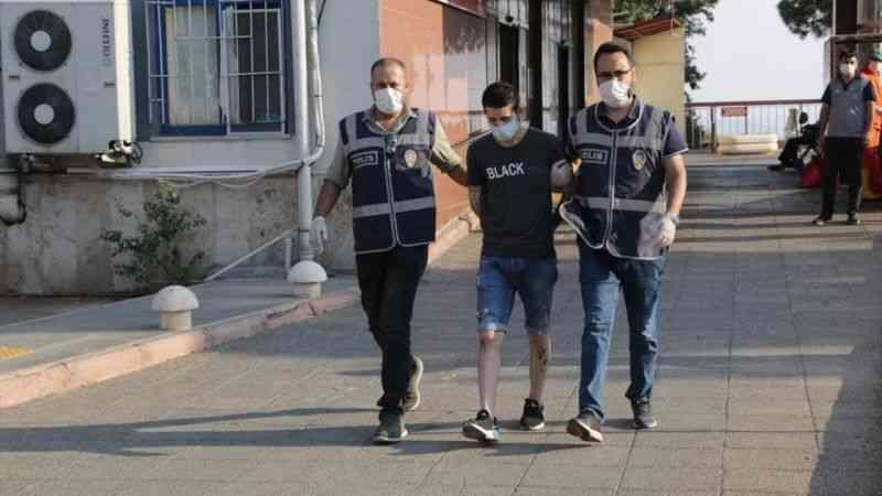 Kahramanmaraş'ta evlerden cep telefonu çaldığı iddia edilen şüpheli tutuklandı