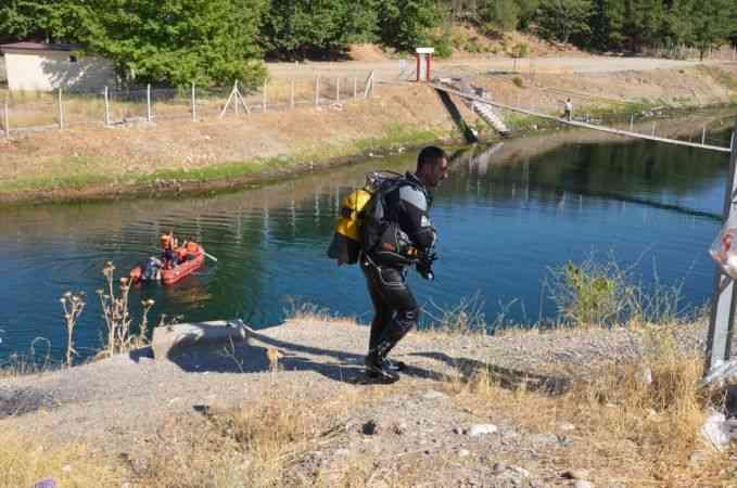 Kahramanmaraş'ta gölete düşen çocuk hayatını kaybetti