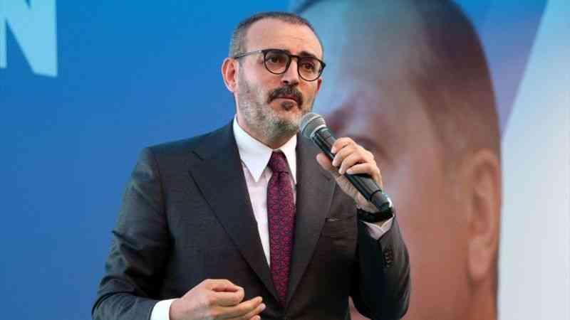 AK Parti Genel Başkan Yardımcısı Mahir Ünal Kahramanmaraş'ta konuştu: