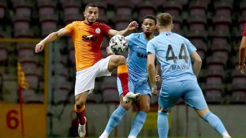 Galatasaray: 3 - Gaziantep Futbol Kulübü: 1