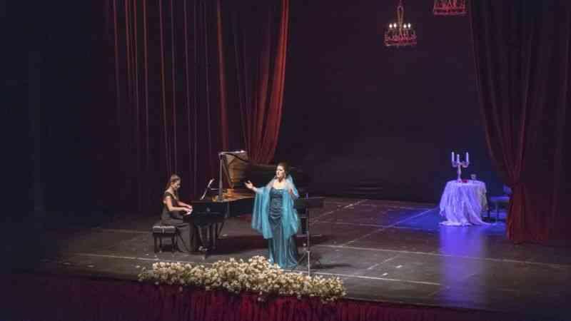 """Antalya Devlet Opera ve Balesinden """"Piyanolu Rus Bestecileri"""" konseri"""