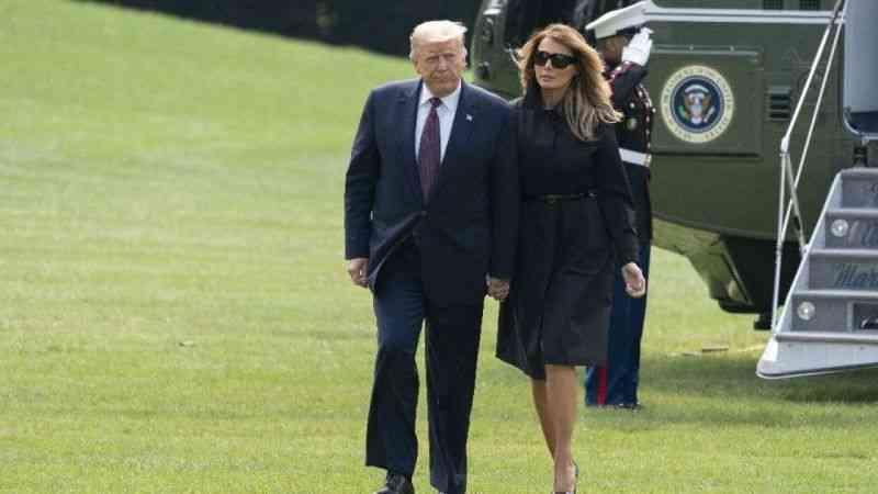 Trump ile eşinin en az 15 gün karantinada kalması bekleniyor