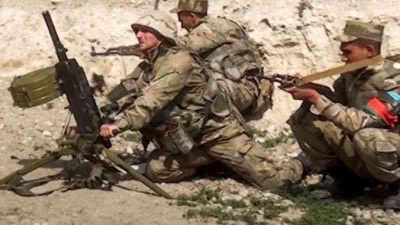Ermenistan ordusunun Terter'deki saldırılarında 1 sivil hayatını kaybetti