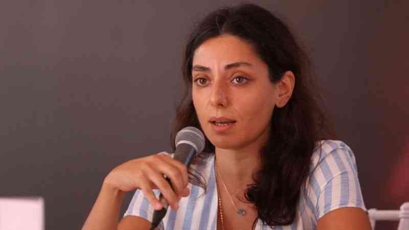 """57. Antalya Altın Portakal Film Festivali'nde """"Kumbara"""" filminin söyleşisi yapıldı"""