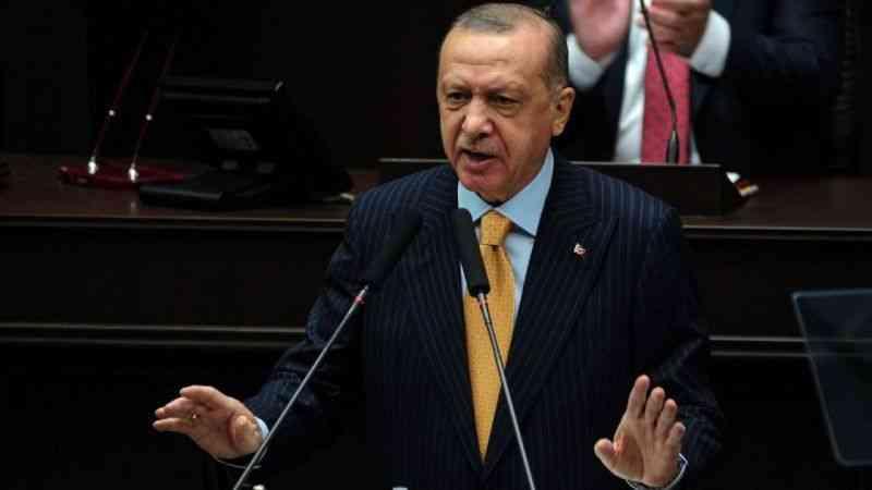 Cumhurbaşkanı Erdoğan'dan Kılıçdaroğlu'na: ''Eşimle ilgili konuşma. Sen ne biçim siyasetçisin?''