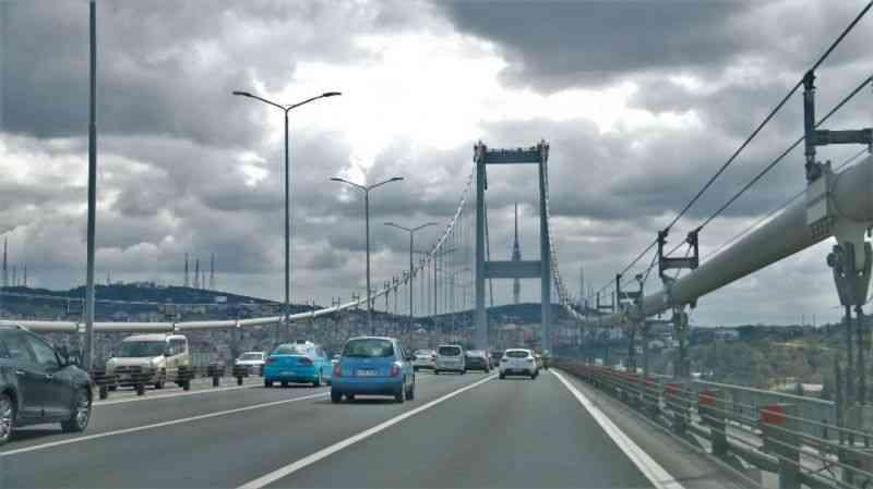 Otoyol ve köprülere 'dinamik tarife' geliyor