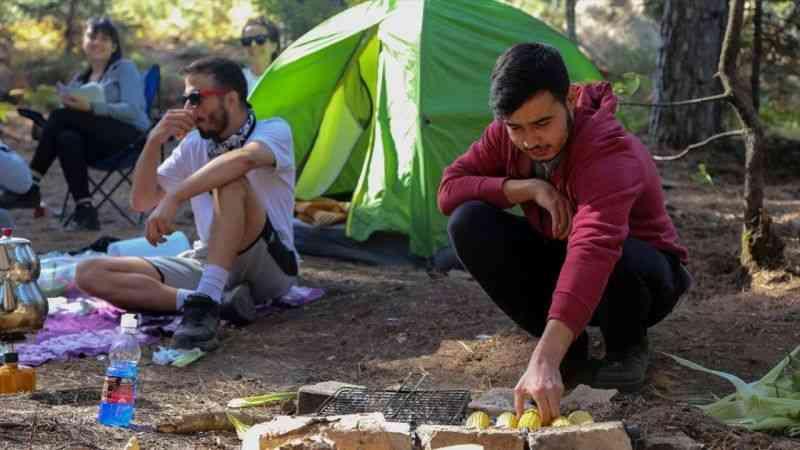 """Kamp tutkunlarının adresi """"Başkonuş Yaylası"""""""