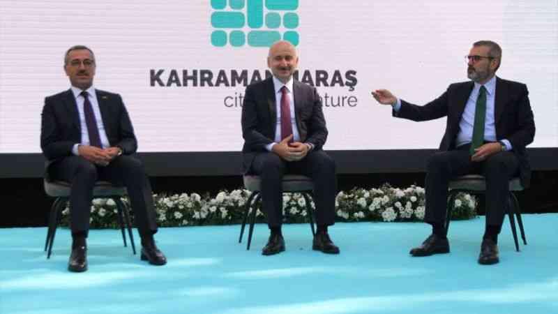 """Kahramanmaraş'ta """"UNESCO Lansman Toplantısı"""" düzenlendi"""
