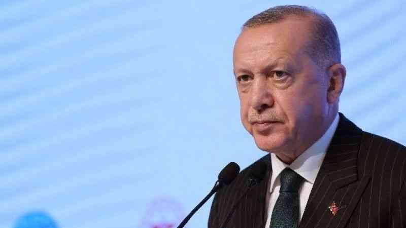 """Erdoğan: """"Dünya iyi bir sınav veremedi"""""""
