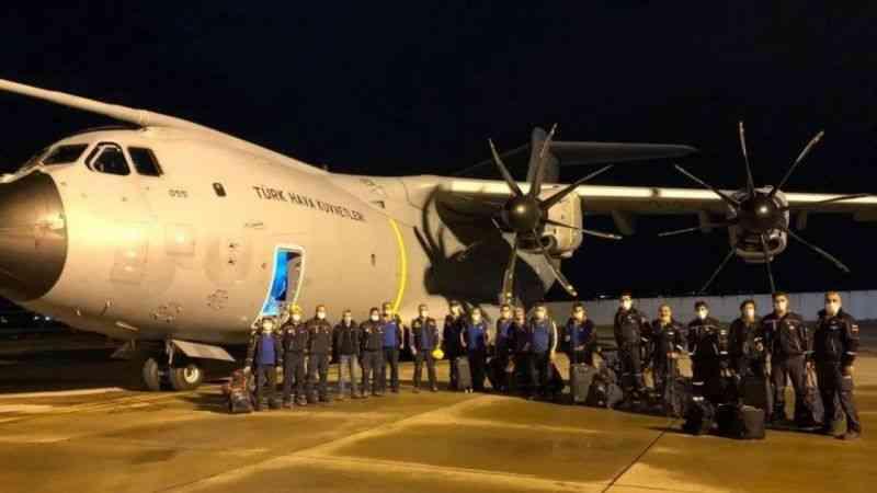 """MSB: """"Hava Kuvvetlerimize ait 8 uçağımız, toplamda 14 sorti icra etti"""""""