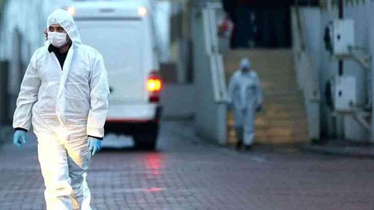 Kadirli Devlet Hastanesinde 50 sağlık çalışanı korona virüse yakalandı