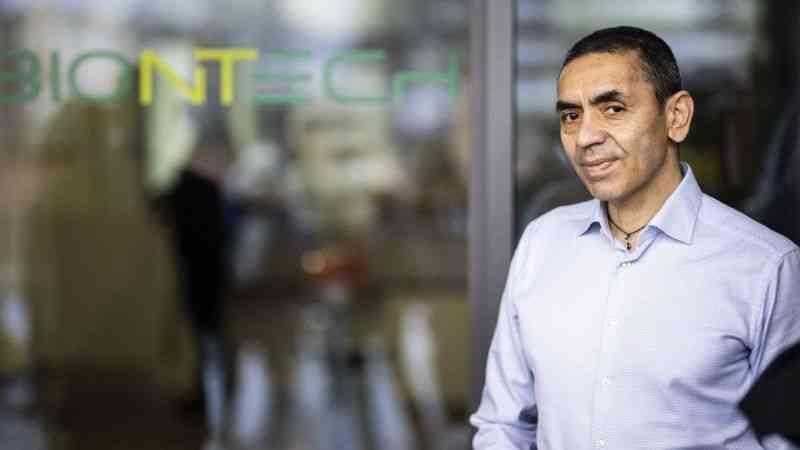 Prof. Dr. Uğur Şahin'e göre, hasar görmüş organların gençleştirilmesi mümkün olabilecek