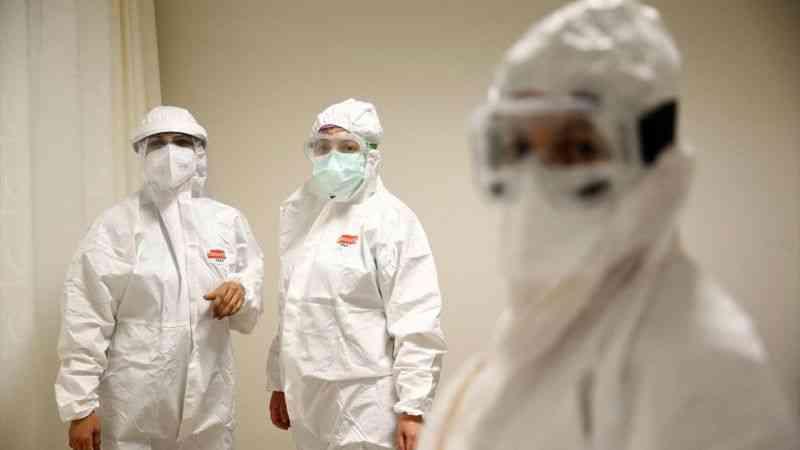 """""""Koronavirüs dedektifleri"""" 7 gün 24 saat salgınla mücadele ediyor"""