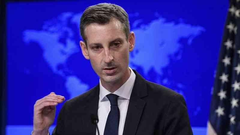 ABD, Taliban'ın tanınması konusunda sözlere değil Taliban'ın eylemlerine bakacak
