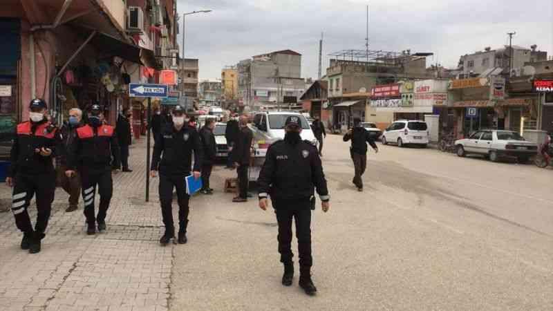 Osmaniye'de uyuşturucu ve asayiş uygulamalarında 24 kişi yakalandı