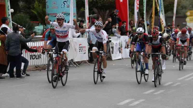 Uluslararası Yol ve Dağ Bisikleti Yarışları Grand Prix Mediterranean etabı tamamlandı