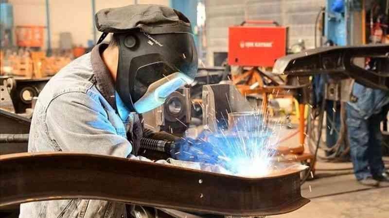 Sanayi üretimi verileri, yıl sonunda yüzde 9'un üzerinde büyümeye işaret ediyor
