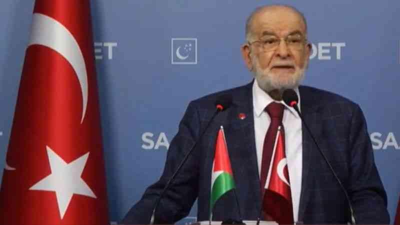 Karamollaoğlu, Hamas Başkanı Heniyye ile görüştü
