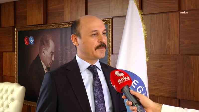 Türk Eğitim-Sen: Şimdiye kadar eğitim çalışanlarının aşılanmış olması gerekiyordu