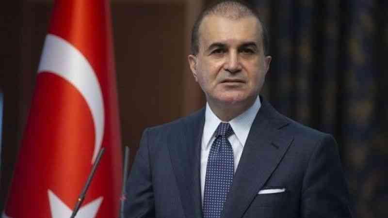 """AKP Sözcüsü Ömer Çelik: """"Çocuk katilleri ile çocukları öldürülenlere eşit çağrı yapıyorlar"""""""