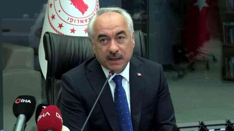 Bakan Yardımcısı Ersoy, 'Onur Operasyonu'nun detaylarını açıkladı