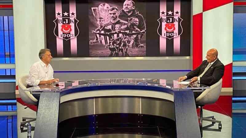 Ahmet Nur Çebi: ''Sergen hocamızla devam etmek istiyoruz.''