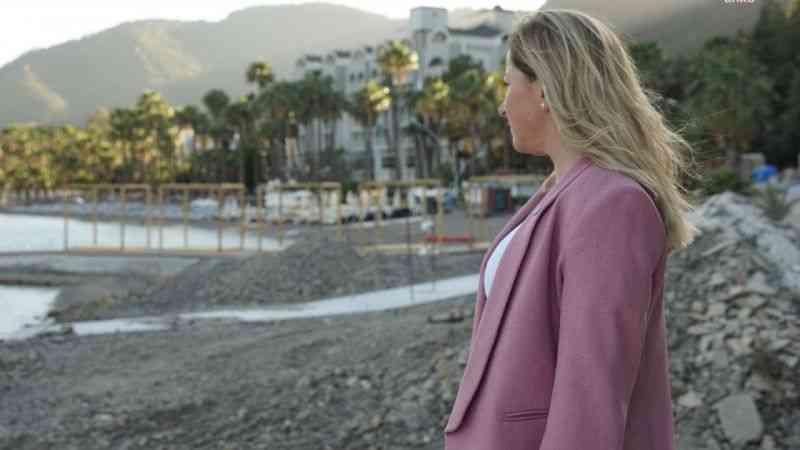 İYİ Partili Çağlayan: ''Bakanlığın Marmaris'te yaptığı halk plajı yandaşa rant''