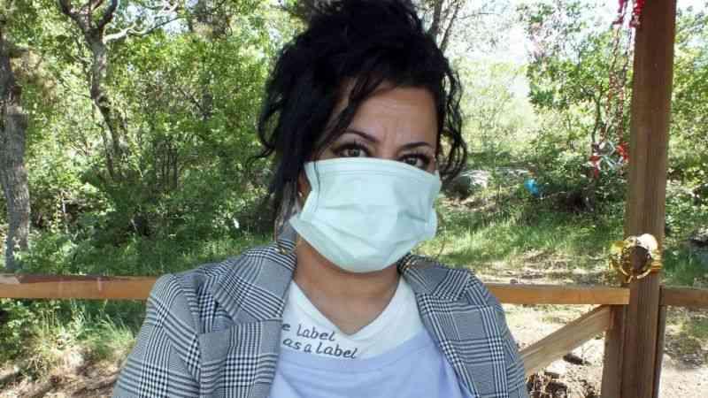 Markette dövülen kadın: Hiç mi insanoğlu yok orada
