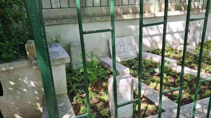 Necip Fazıl Kısakürek ölümünün 38'inci yıldönümünde mezarı başında anıldı