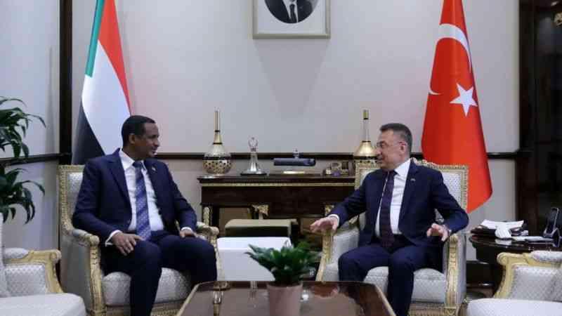 Fuat Oktay: ''Sudan ile Etiyopya arasındaki ihtilafta aracılık yapmaya hazırız''