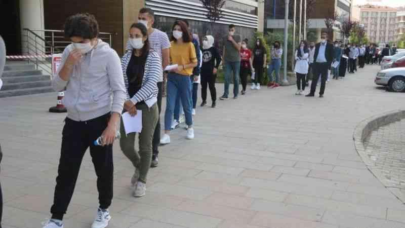 CHP'li Açıkel: ''ÖSYM son iki yılda 1 milyar 400 milyon tl sınav ücreti topladı''