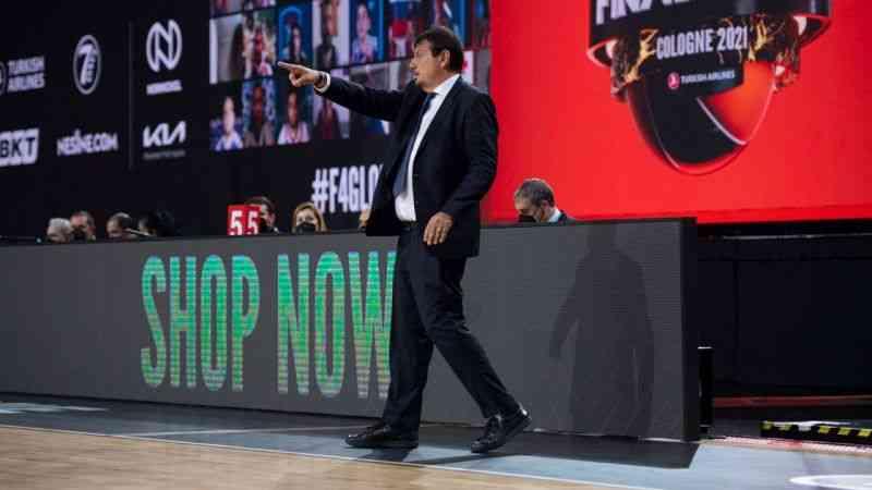 Ergin Ataman: ''Önemli olan Anadolu Efes'in iki yıldır süren basketbolu en büyük kupayla taçlandırması''
