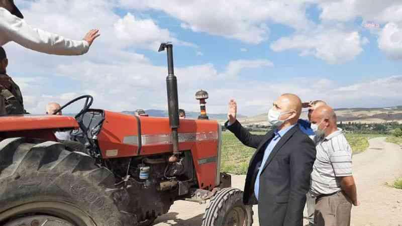 CHP'li Milletvekili Önal: ''Çiftçi borçların silinmesini istiyor''