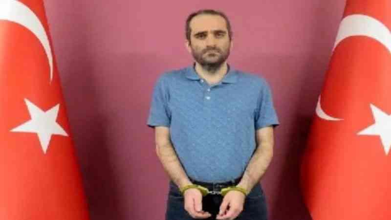 Fetullah Gülen'in yeğeni yakalandı, yurda getirildi