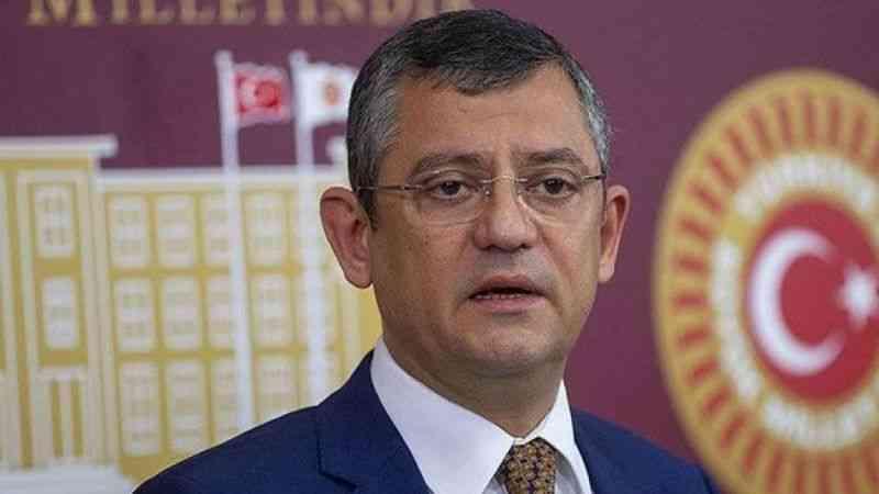 CHP'li Özel, Erdoğan'ın İnönü'ye atfettiği sözleri TBMM gündemine taşıdı