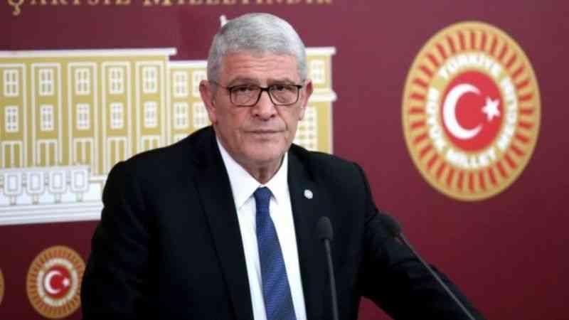 """İYİ Parti'li Dervişoğlu """"Cumhurbaşkanlığı hükümet sistemi, asıl vesayet odağıdır"""""""
