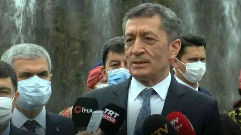 Bakan Selçuk'tan 'LGS'de benzer soru' açıklaması