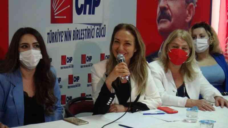 CHP'li Nazlıaka: ''450 kadının hayatta kalmasına vesile olduk''