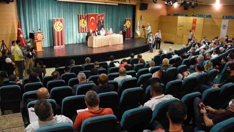 246 milyon borcu olan Eskişehirspor'a başkan adayı çıkmadı