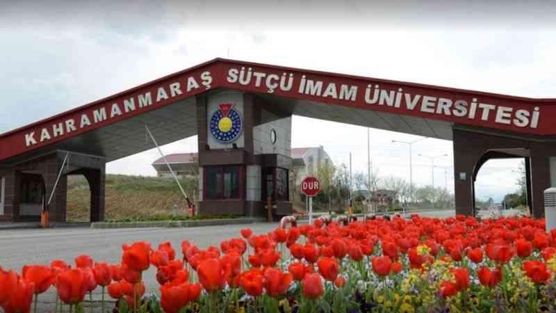 KSÜ'den 'Eğitim Fakültesinde iki doçentin kavgası' açıklaması