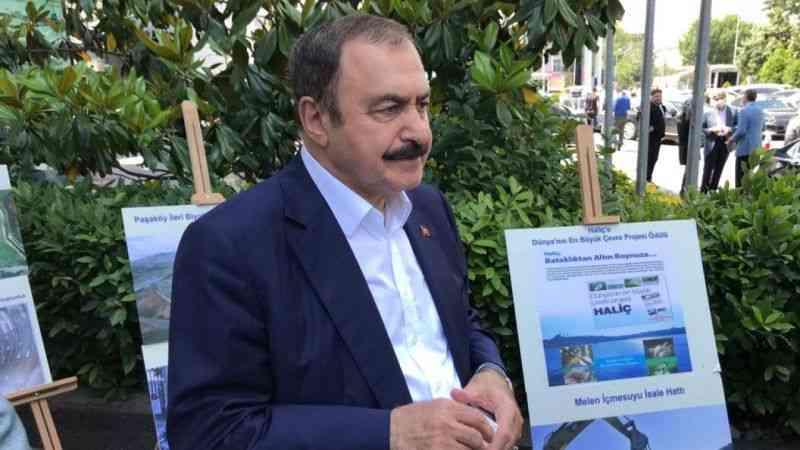 """Veysel Eroğlu'ndan """"müsilaj"""" açıklaması"""