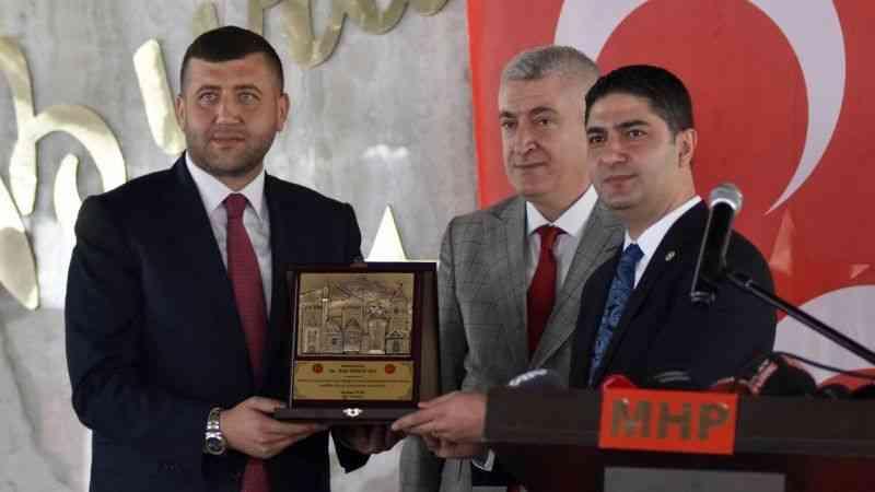 MHP'li Özdemir: Türkiye'nin geleceğinde terörden medet uman siyasilere yer yok
