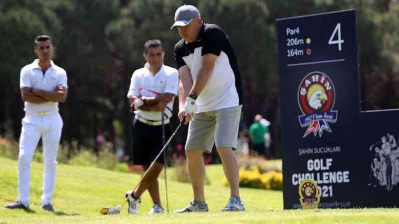 Golf Challenge 2021 sona erdi